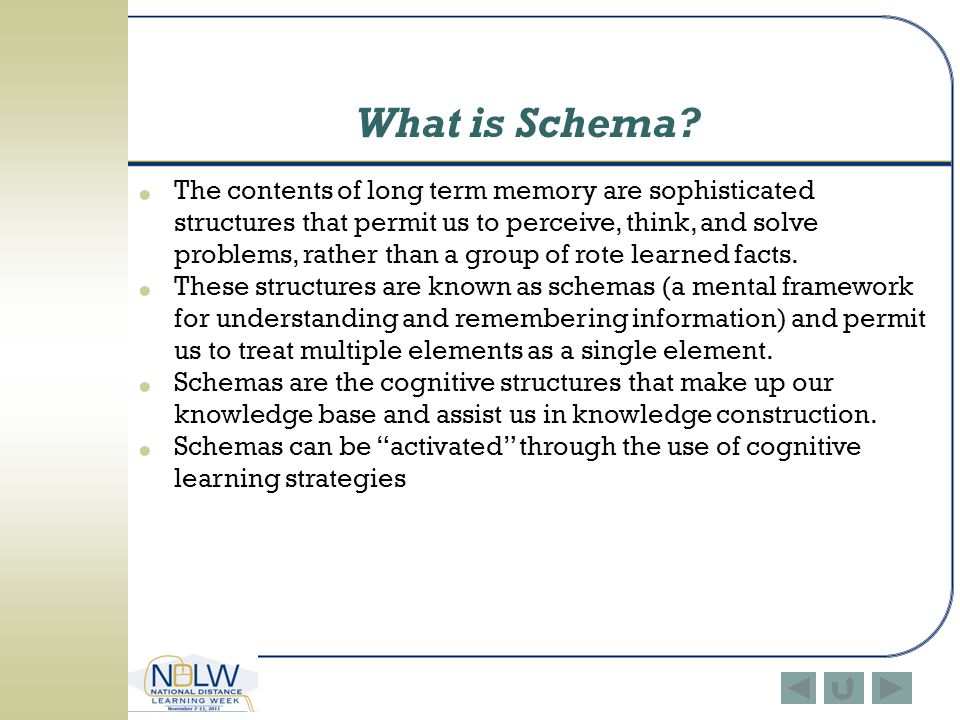 What is Schema