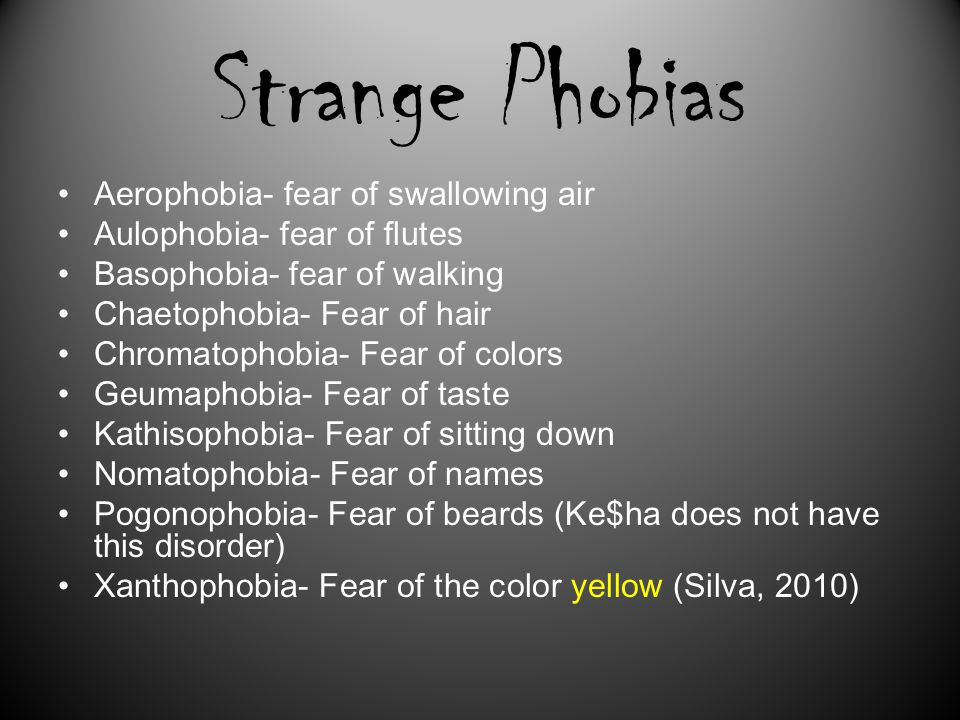 Thomas bestul kevin murphy ppt video online download - What is the phobia of small spaces pict ...