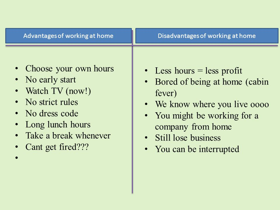 Advantages and Disadvantages of Living Away From Home