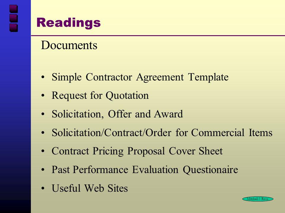 pm598 contract and procurement management Proj598 contract and procurement management: course project course project co.