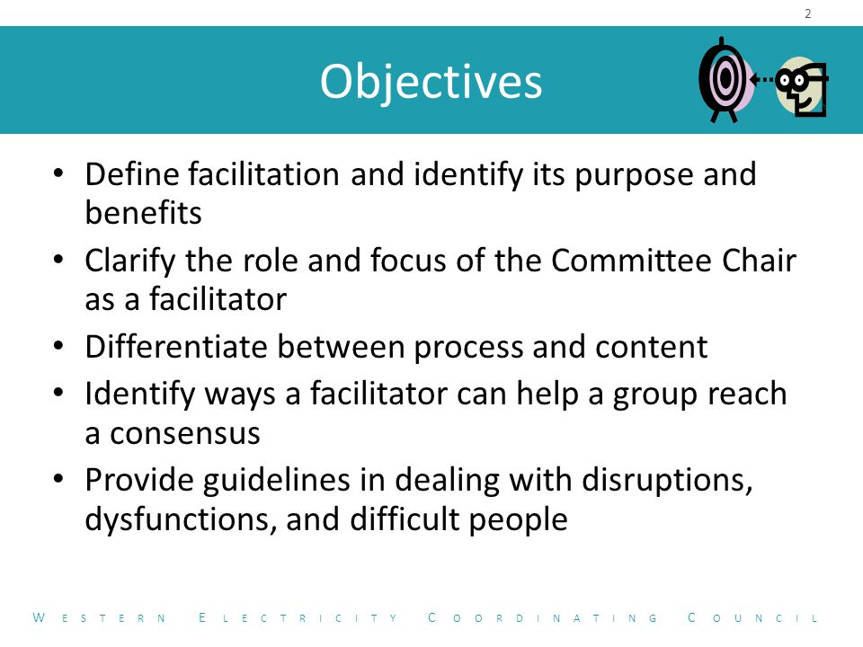 meeting facilitation guidelines Developing facilitation skills chapter 16 sections  how do you plan a good facilitation process facilitating a meeting or planning session: what's it all about.