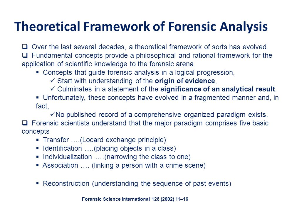 analysis of theoretical framework Its own theoretical base as a discipline what characteristics does the theoretical  framework have therefore, this study focuses on the btheory.