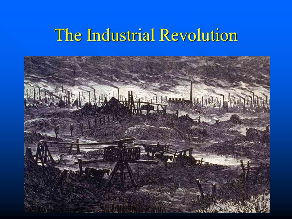 an overview of the industrial revolution in the europe during the 18th century