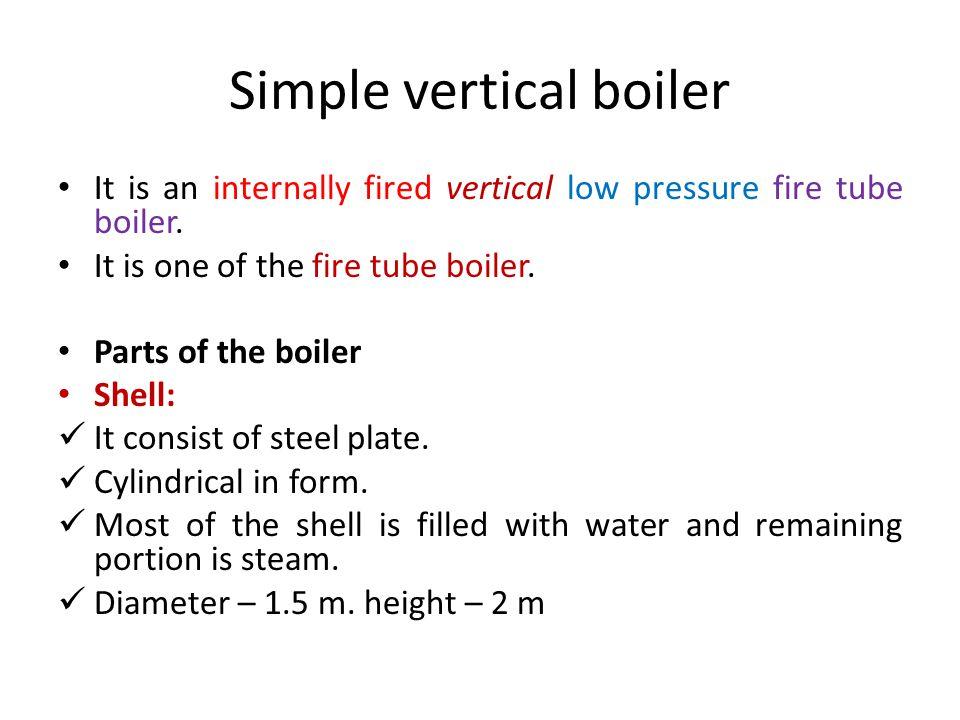 vertical fire tube boiler pdf