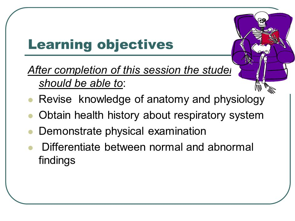 Assessment of respiratory system - ppt video online download