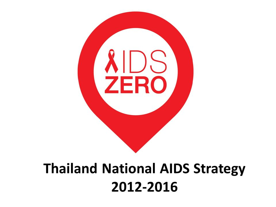 Thailand National AIDS Strategy