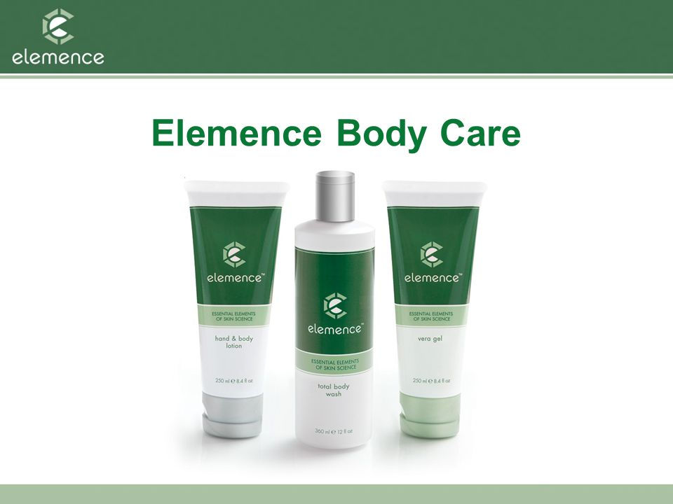 Elemence Body Care
