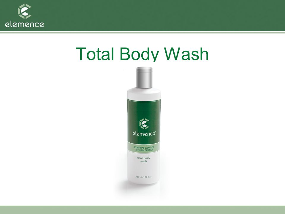Total Body Wash