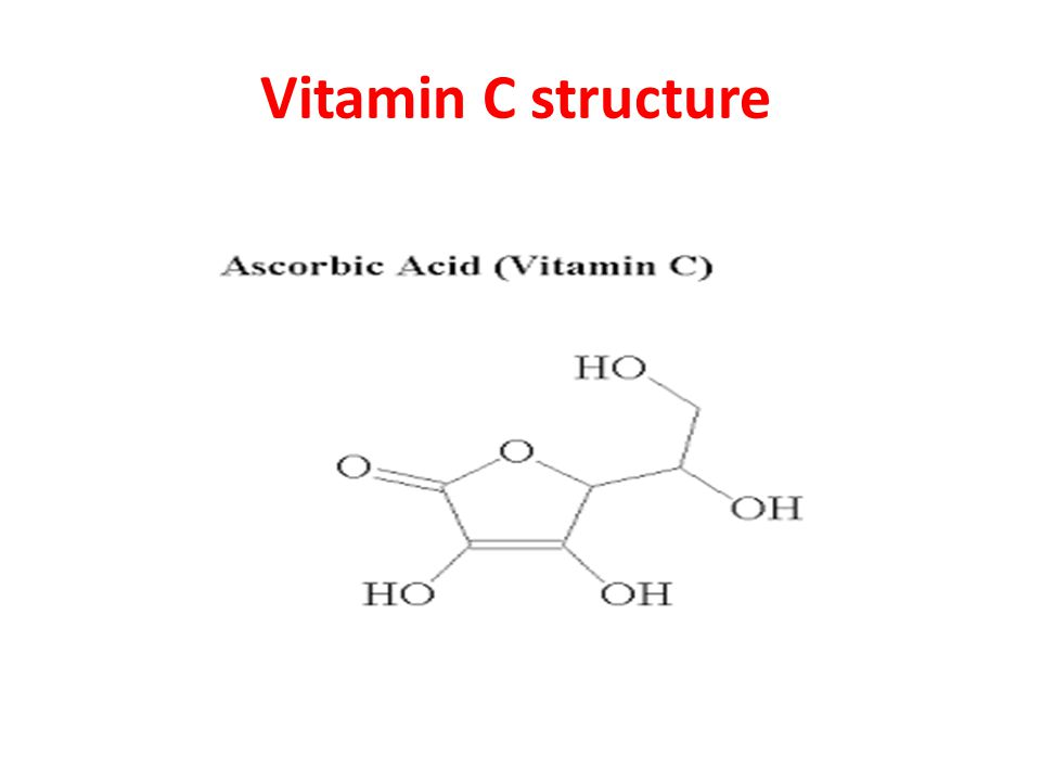 Making History With Vitamin C Powerpoint: Ppt Download