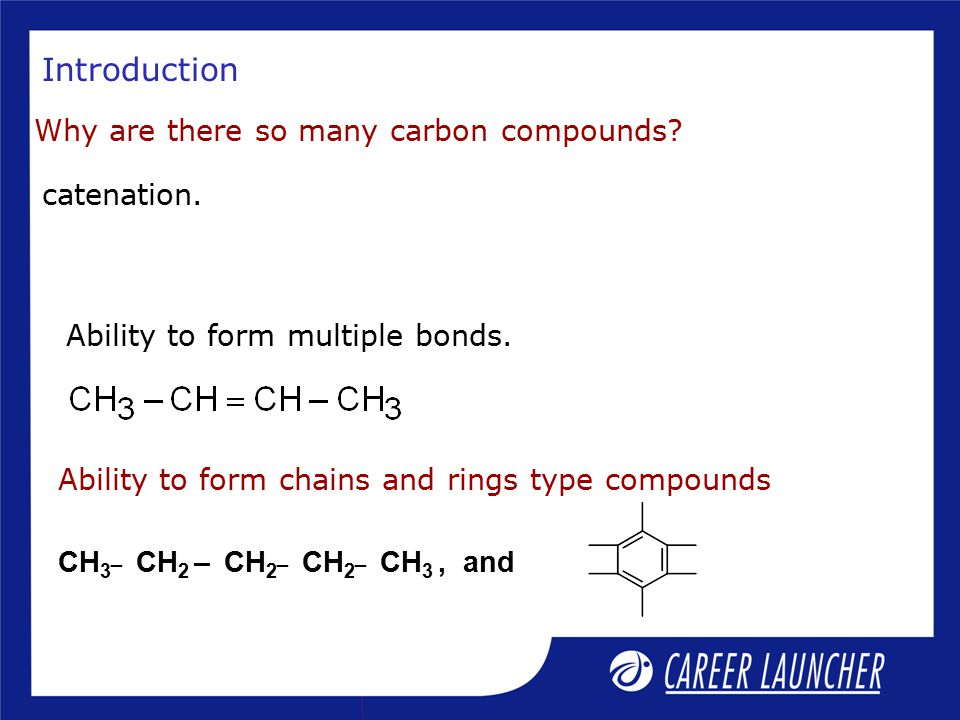 carbon carbon multiple bond In this chapter, the general topic of additions to carbon-carbon double bonds is  discussed several classes of additions are excluded, since they seem to be.