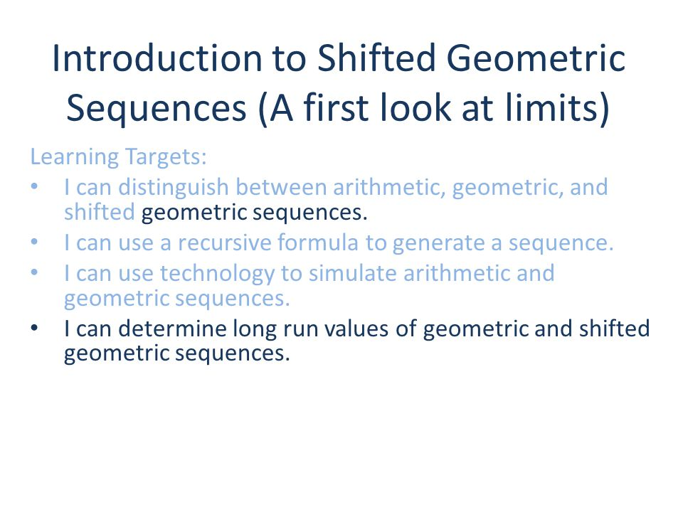 Arithmetic and geometric sequences worksheet algebra 1