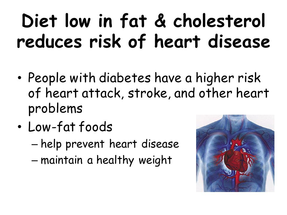 A diet low in saturated fat 'will not prevent heart disease or prolong life'