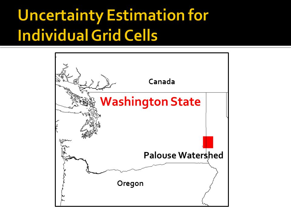 Uncertainty Estimation for Individual Grid Cells