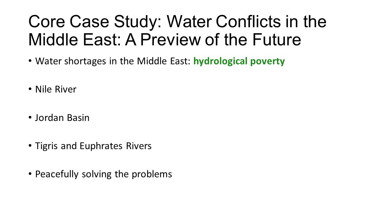 an analysis of the history of the conflict in the middle east Historiographical analysis provided with each individual subject detailed notes on major events throughout the 20th century of the middle east, beginning with the immediate situation in the region after the first world war and ending roughly around the time of the iranian revolution and lebanese civil war.