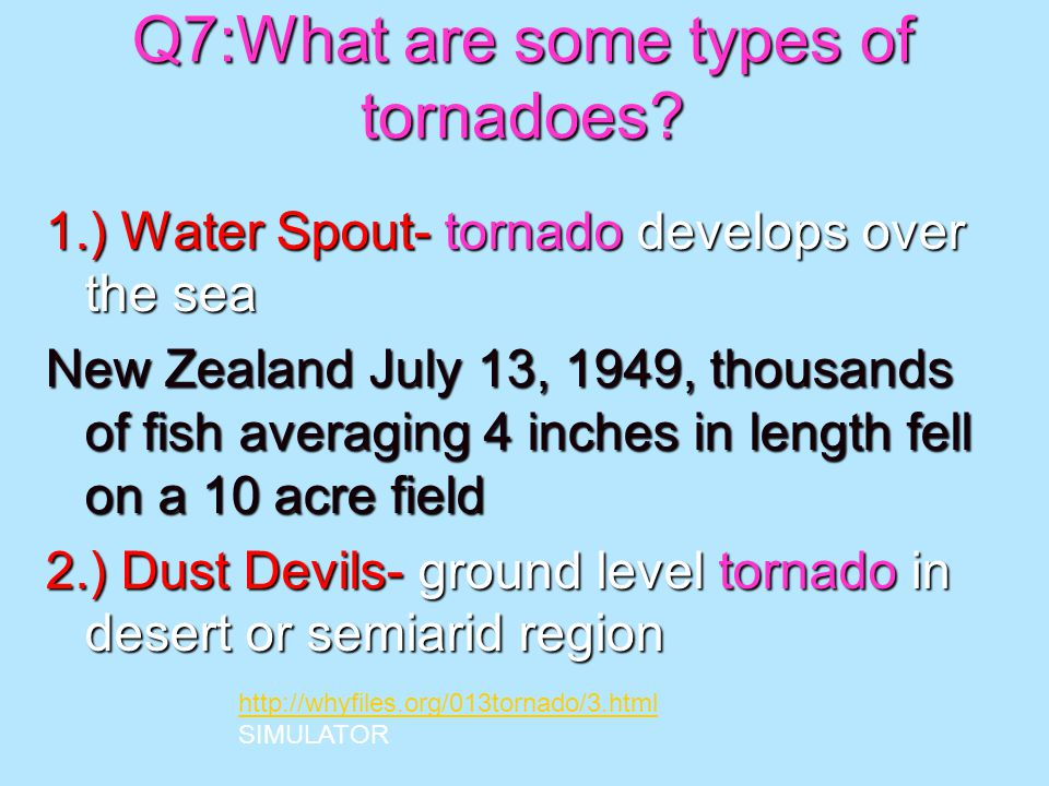 types of tornados G eorgia disaster history georgia regularly faces many types of natural disasters including hurricanes, tornadoes, severe storms, wildfires and floods.