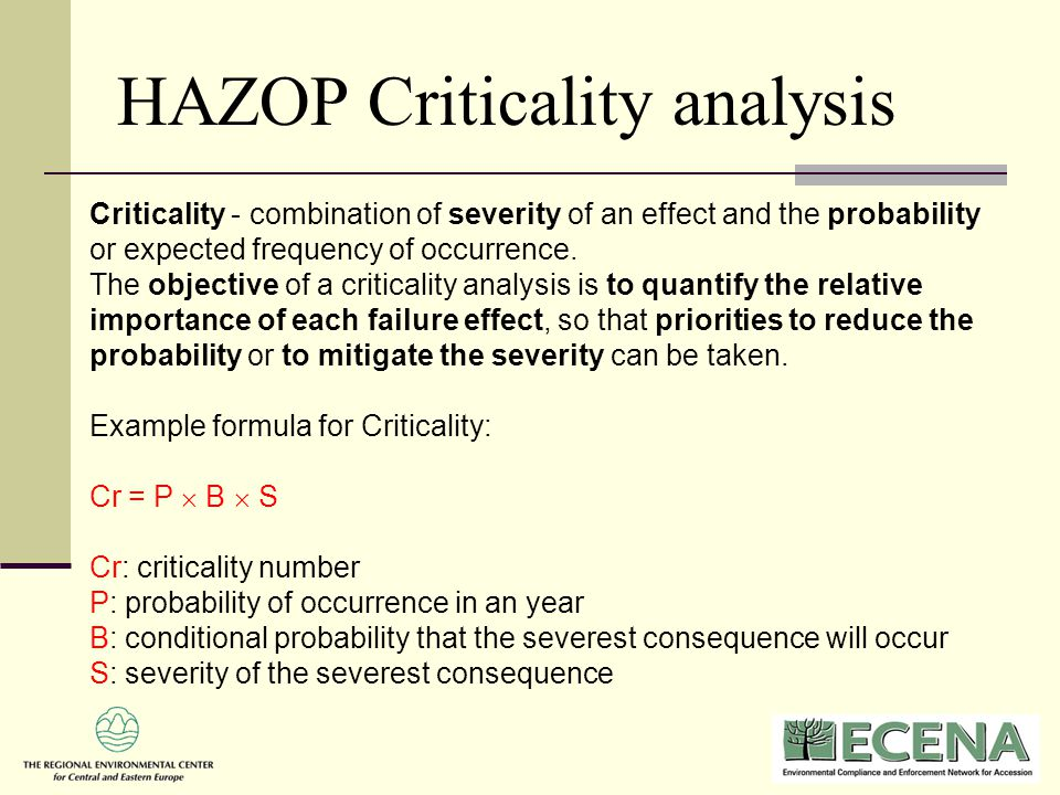 Get Certified in HAZOP | Easy e-learning training course ...