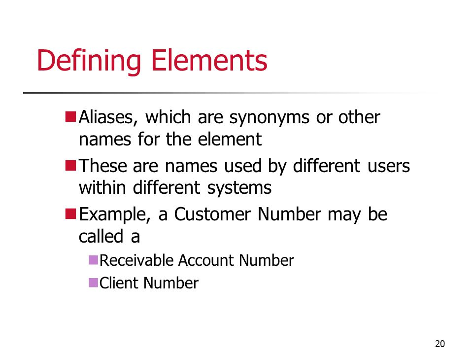 what is a data dictionary used for