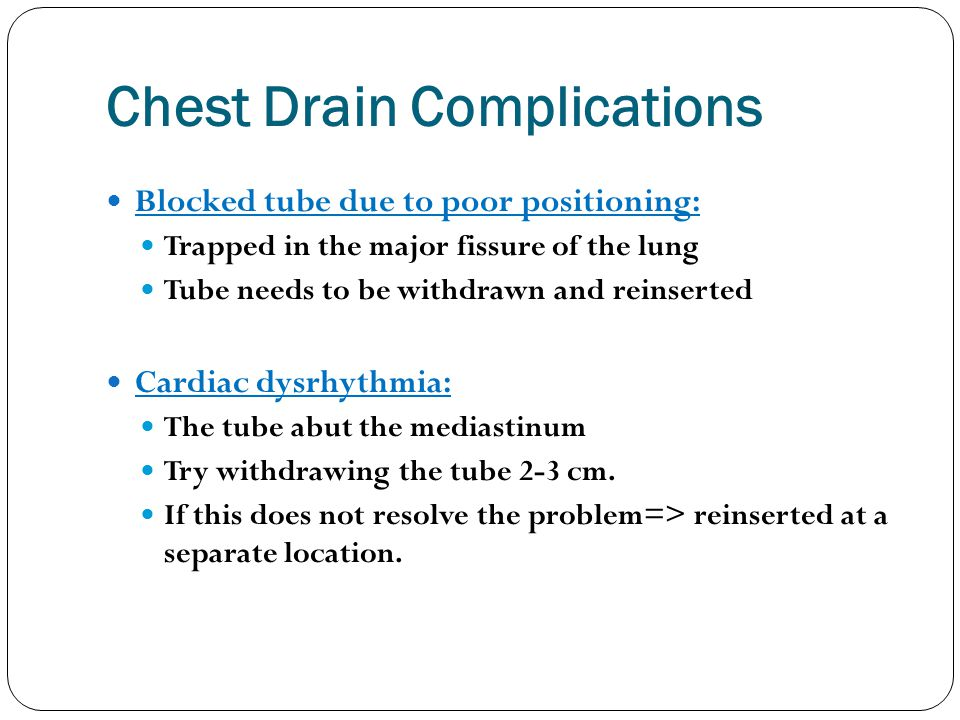 Diagnosis And Treatment Of Pneumothorax Ppt Download