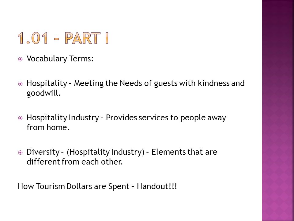 the hospitality industry different in other industries tourism essay Hospitality & tourism industry is the major contributor of singapore's national economy it is a well known global tourist destination which hosts some of the biggest festivals and events in asia pacific.