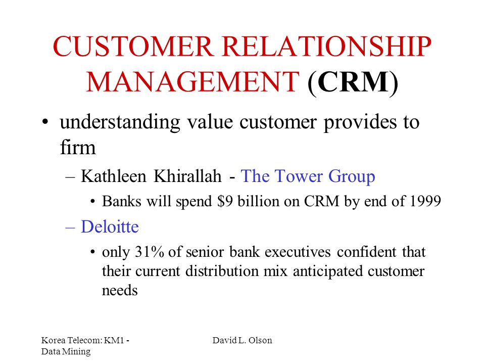 customer relationship management methods Crm-techniques and strategies for customer retention next customer relationship management tools helps in providing an insight into the touch points of.