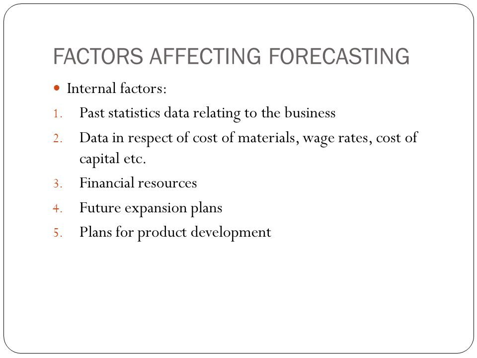 Top Twelve Financial Forecasting Techniques Ppt {Kwalai}