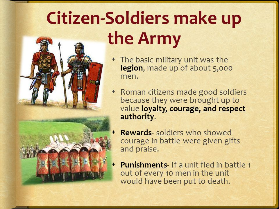 An analysis of loyal soldier and citizen