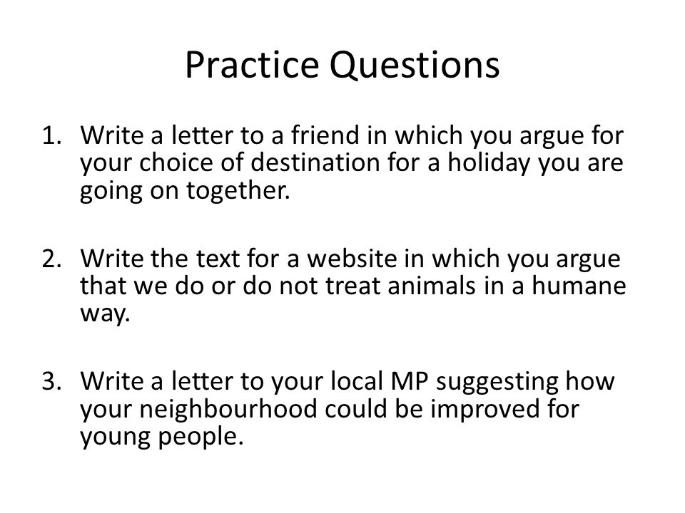 write a letter to a friend about christmas holidays