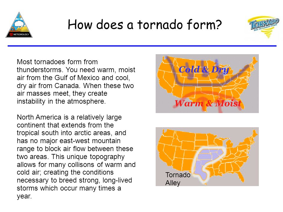 Tornadoes. - ppt video online download
