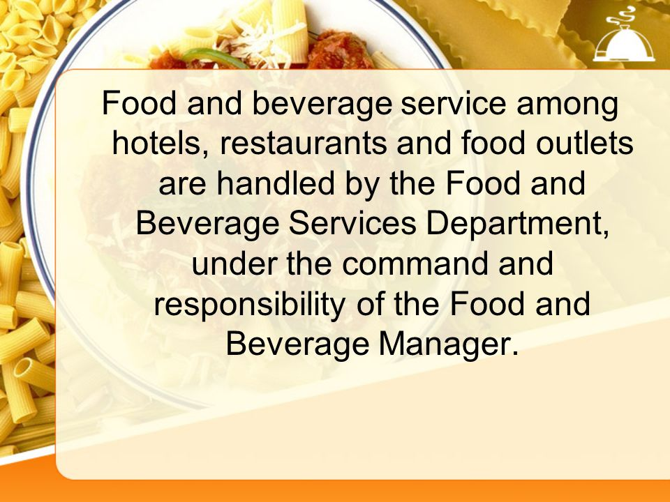 Food Service Manager Exam Format