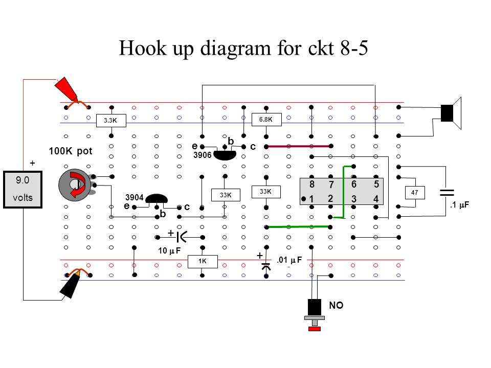 555 timer hookup Dc motor speed controller circuit  this timer ic has two 555 timers  but pcb trace capacity would have to be beefed up with some hookup wire where dc.