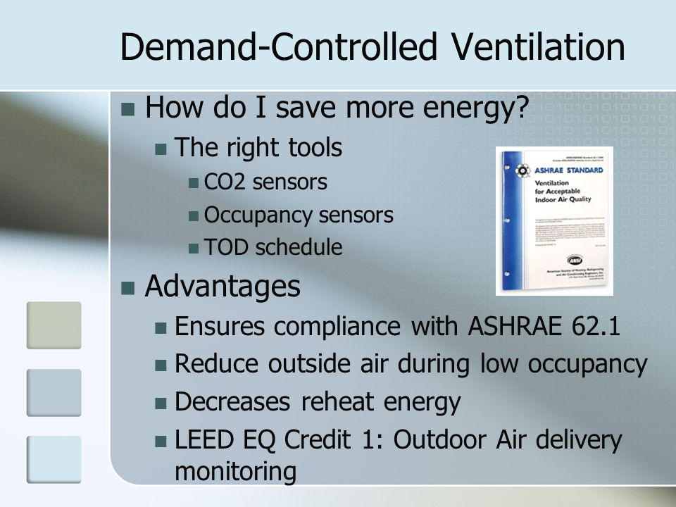 Demand Energy Monitoring Software : Energy saving ddc control strategies ppt download