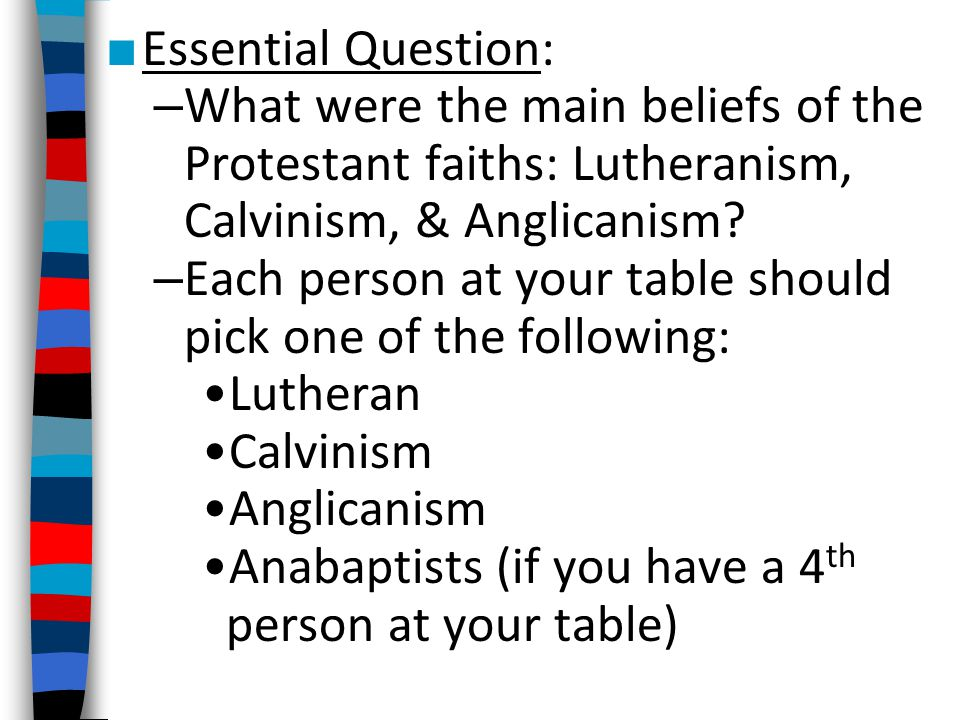 calvinism and capitalism relationship questions