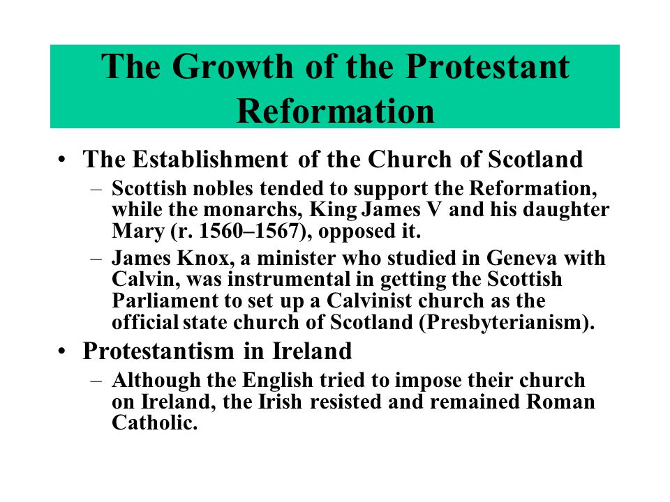 factors leading to protestant reformation essay The protestant reformation an economic event protestant reformation essay causes of the protestant reformation thesis statement.