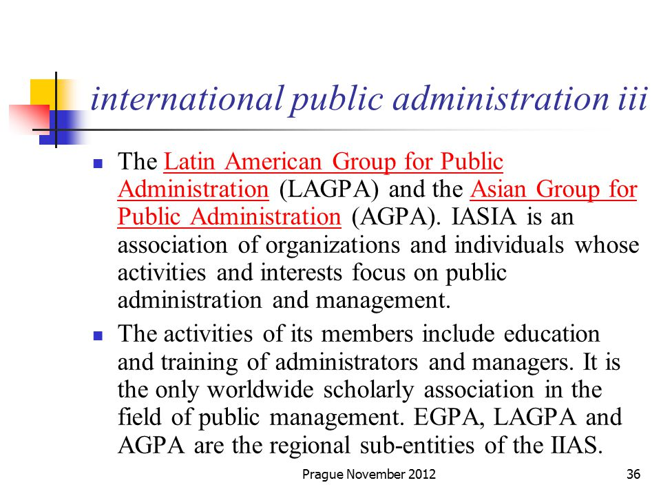 theory and practice in public administration