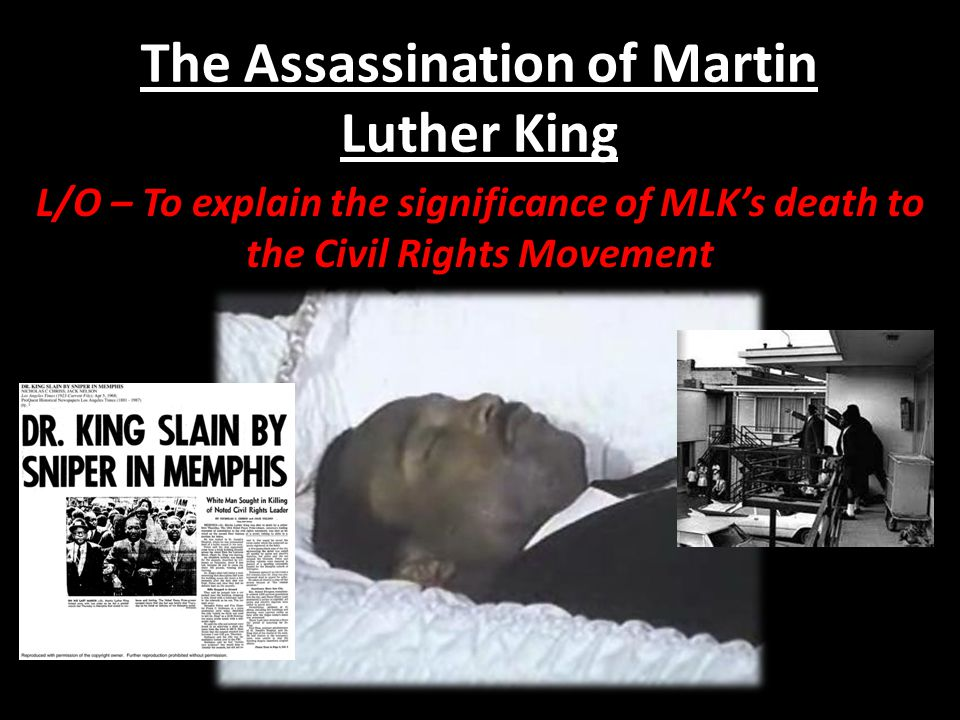 How significant was martin luther king
