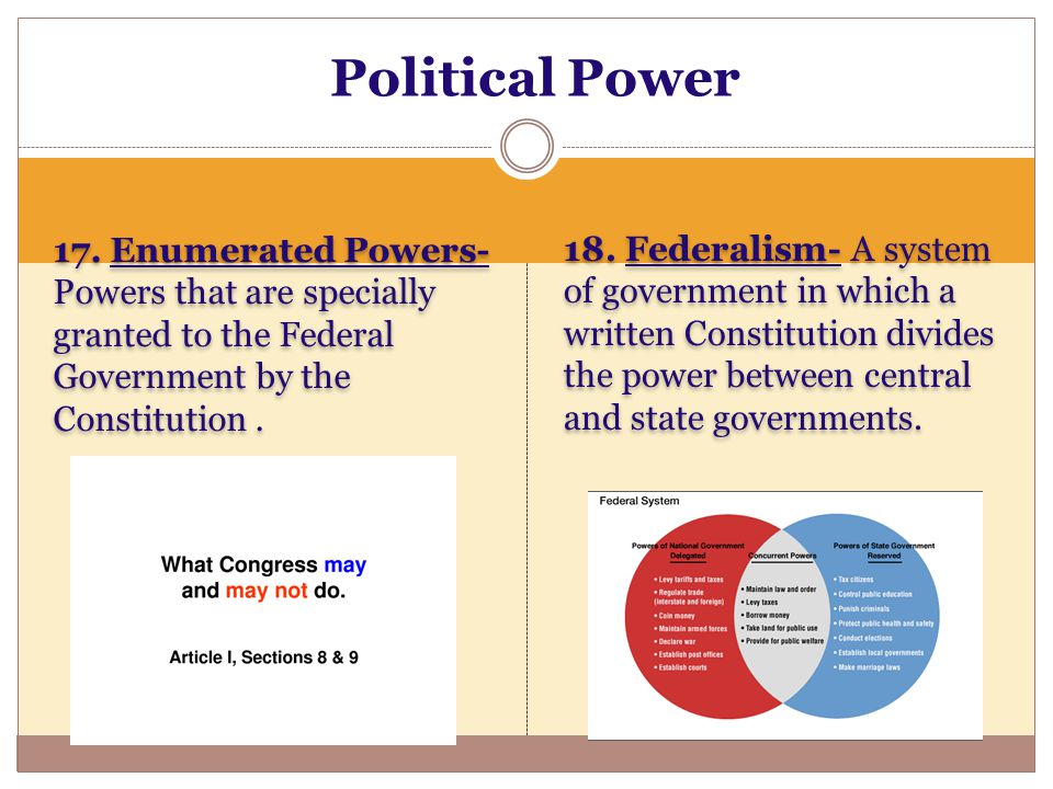 political power and the state Chap ii of the state of nature sec 4 to understand political power right, and derive it from its original, we must consider, what state all men are naturally in, and that is, a state of.