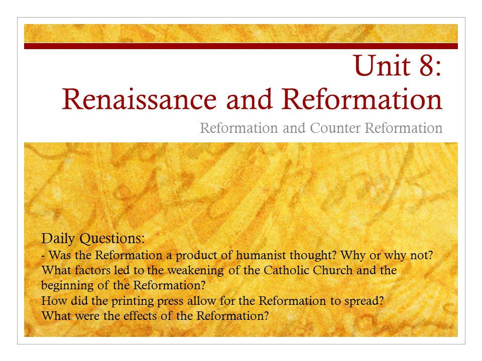 essay catholic counter reformation