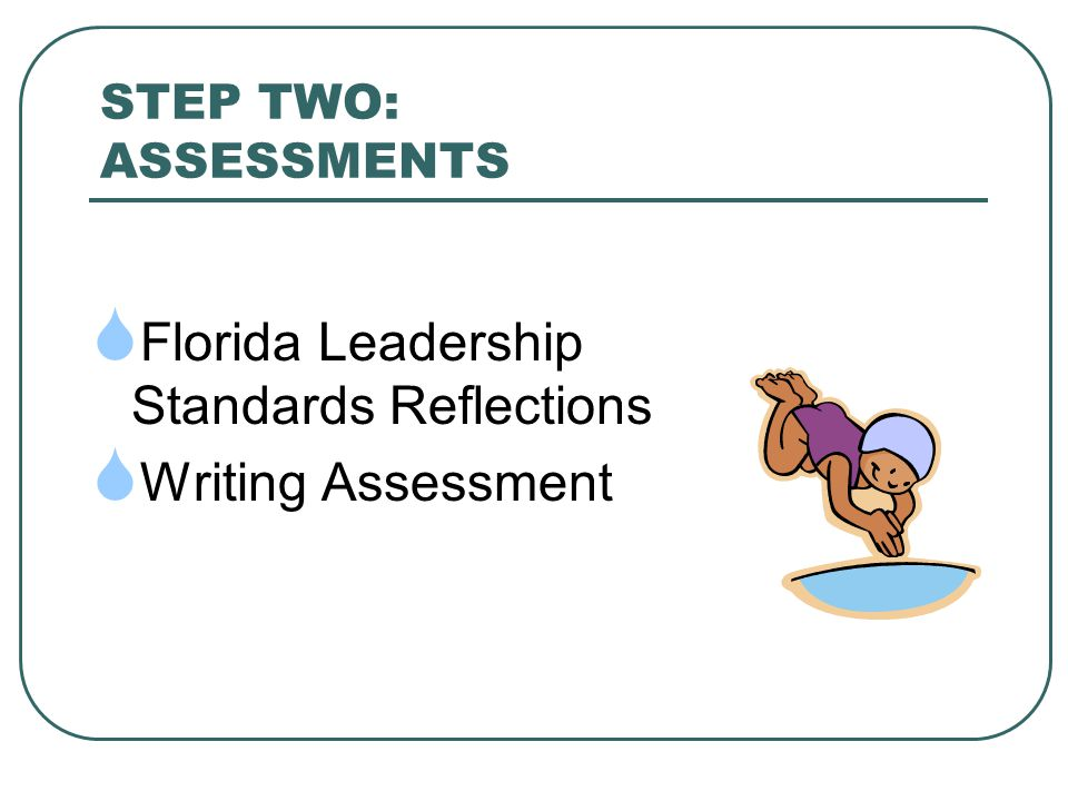 Florida Leadership Standards Reflections Writing Assessment
