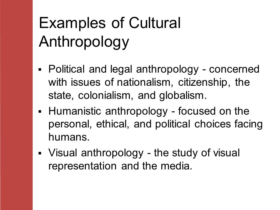 anthropology and regeneration acculturation question Keywords: globalization, acculturation theory, history of anthropology,  as to  power, the question seems to be more complex issues of power were.