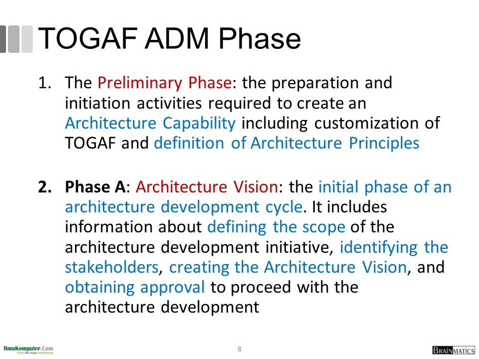 togaf 9 fundamental 3 core concepts ppt video online