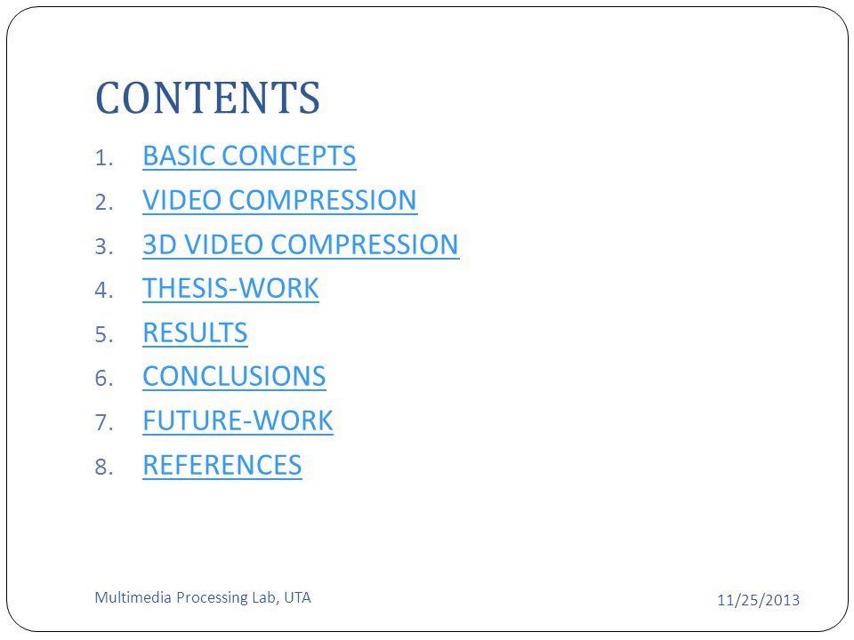 video compression thesis Essay working home customer service rep phd thesis on video compression phd thesis in progress cv how to improve essay writing.