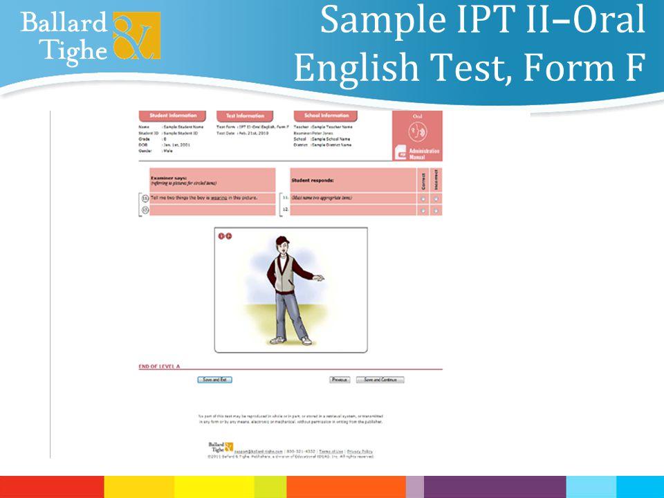 english oral test Spoken english web tools for language teachers and esl schools.