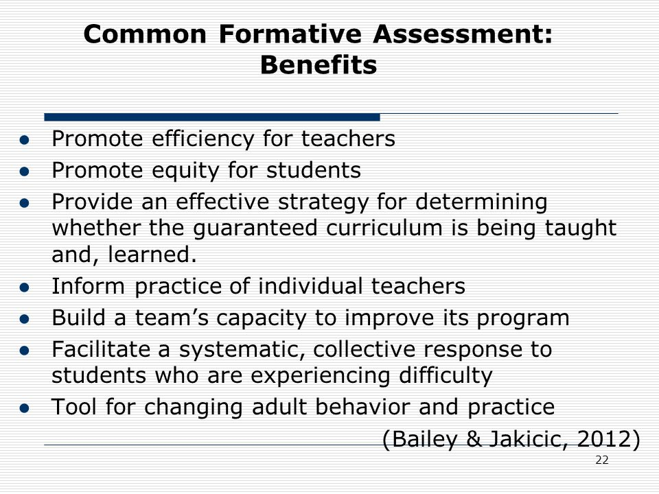 St Annual Data Summit Comprehensive Assessment Systems  Formative