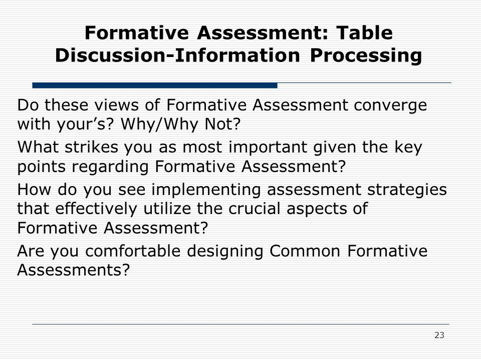 1st Annual Data Summit: Comprehensive Assessment Systems ...