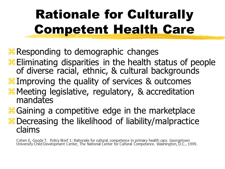 developing cultural competence in nursing State partners to use to promote cultural competence in the evaluation of public and health care providers practical strategies for culturally competent.