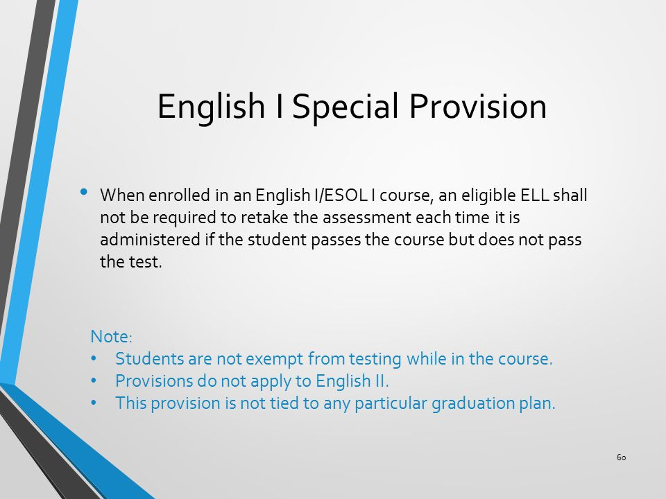 Aed 200 Final Project Should Special Needs Students Be Exempt from Graduation Test