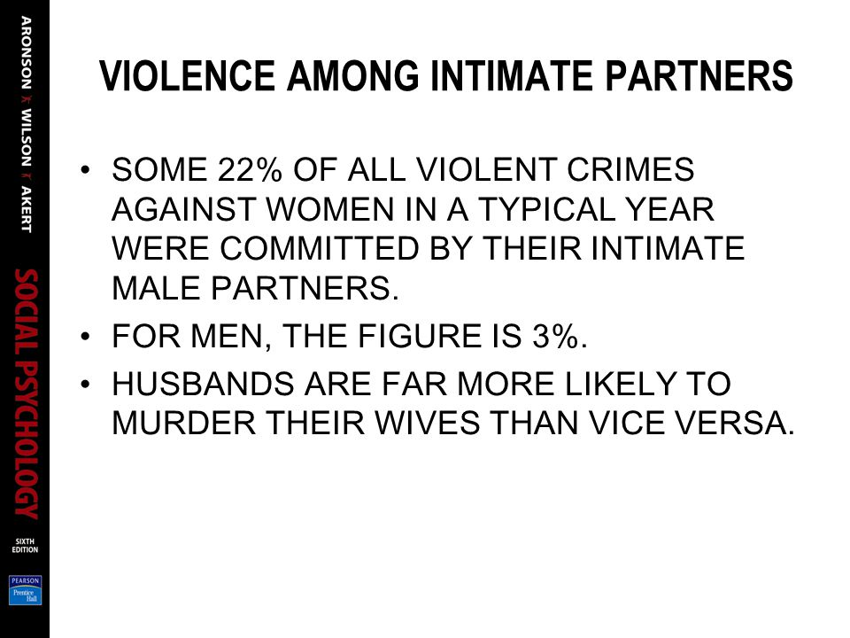 reasons for staying in intimately violent Valuable guidebook on intimate partner violence the guidebook's first   obstacles to leaving: why survivors stay in abusive relationships   nearly  one in five women seeking care for any reason in a hospital emergency room6 •  one in.
