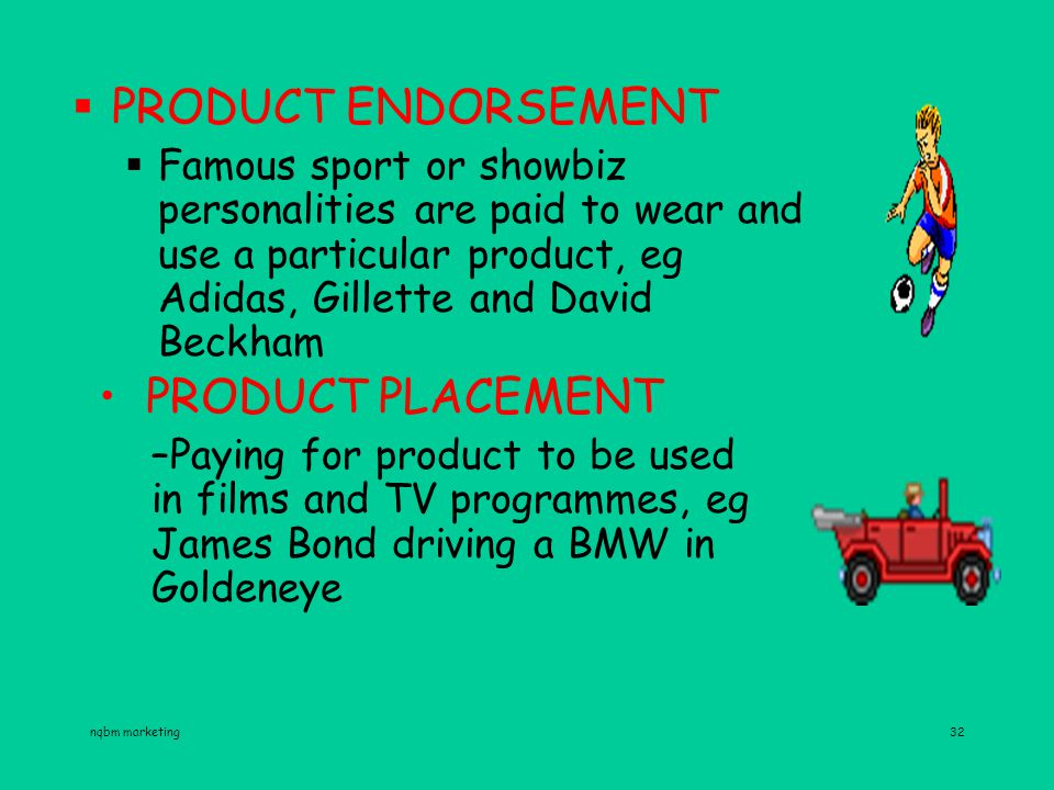 Celebrities, Brand Endorsement, Product Placement… the ...