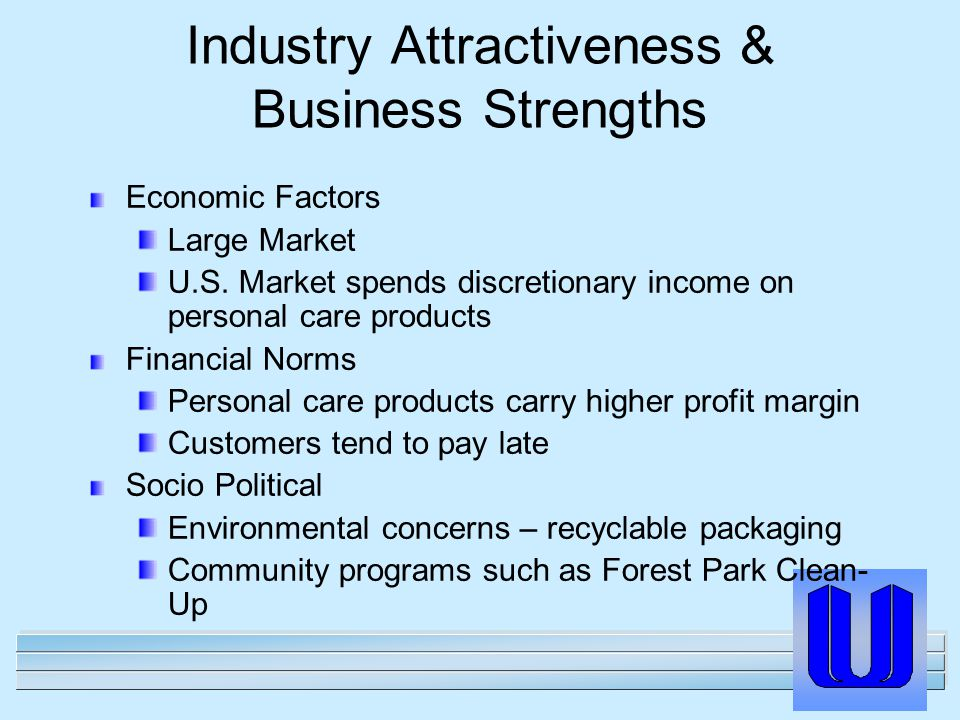 personal business strengths