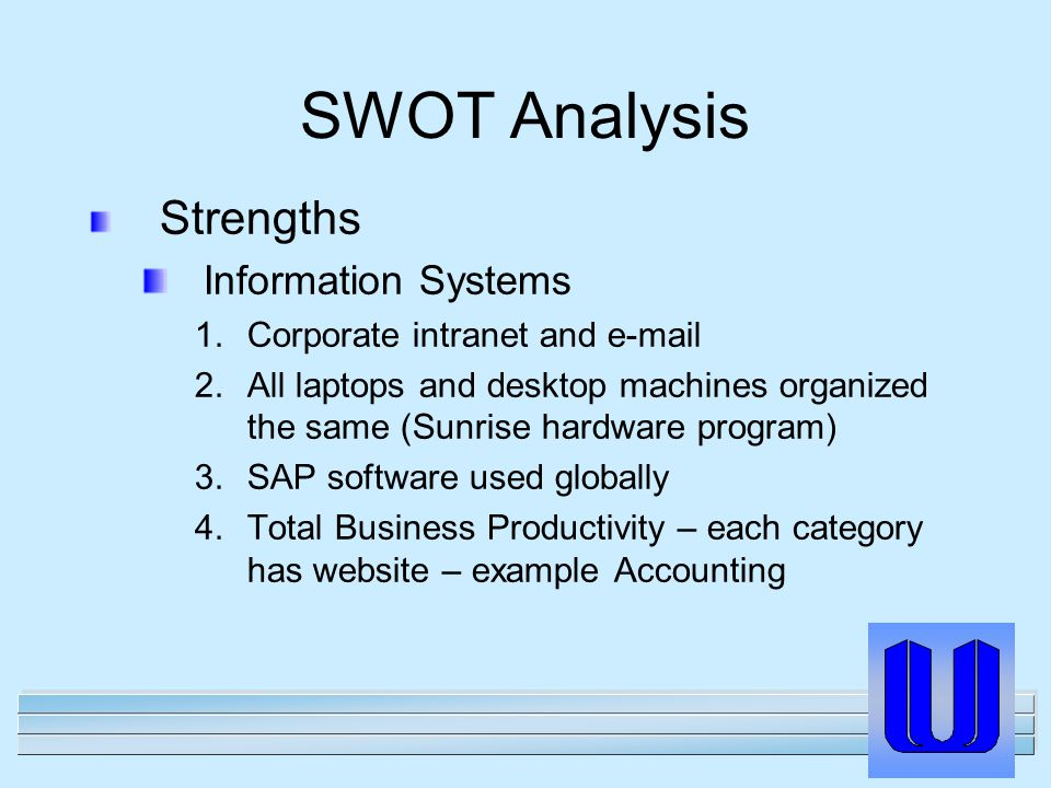 swot analysis of enrollment system This quality management system manual is the outcome of a collaborative works  of  not fully implemented enrollment system due to lack of  swot force  field analysis: guidance and counselling office internal.